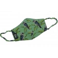 Kookaburra Mint Green Mask Ear Loop