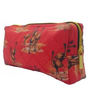 Emu Desert Red Toiletry Bag