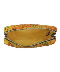 Kangaroo Paw Yellow Toiletry Bag