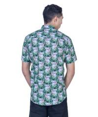 Koala Black Shirt - Ozzie Men's Short Sleeve Shirt