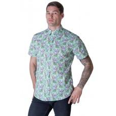 Koala White Shirt - Ozzie Men's Short Sleeve Shirt