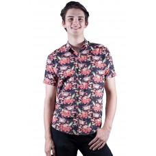 Sugar Glider Black Shirt - Ozzie Men's Short Sleeve Shirt