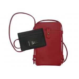 Leather Wallets and Bags